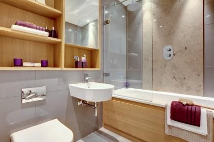 Běžné závěsné umyvadlo, zdroj: shutterstock.com