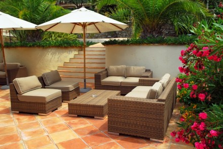 Nechte si profesionálně zařídit i váš balkón nebo terasu, zdroj: shutterstock.com