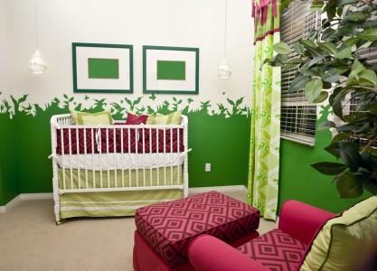Netradiční dětský pokoj, zdroj: shutterstock.com