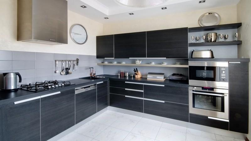 Kvalitní dřez je základem moderní kuchyně, zdroj: shutterstock.com