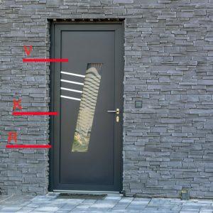 dveřní výplně