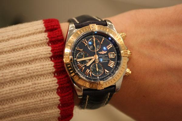 Luxusní hodinky nejsou jen doménou bohatých, zdroj: wikipedia.org