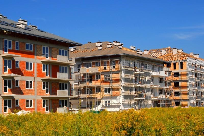 Plocha nových bytů se v průměru meziročně snížila, zdroj: shutterstock.com