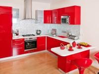 Moderní kuchyně pro mladý pár, zdroj: shutterstock.com