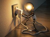 úspory elektřiny