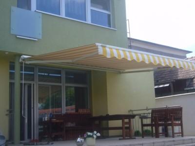 Kazetová markýza, zdroj: venys.sk
