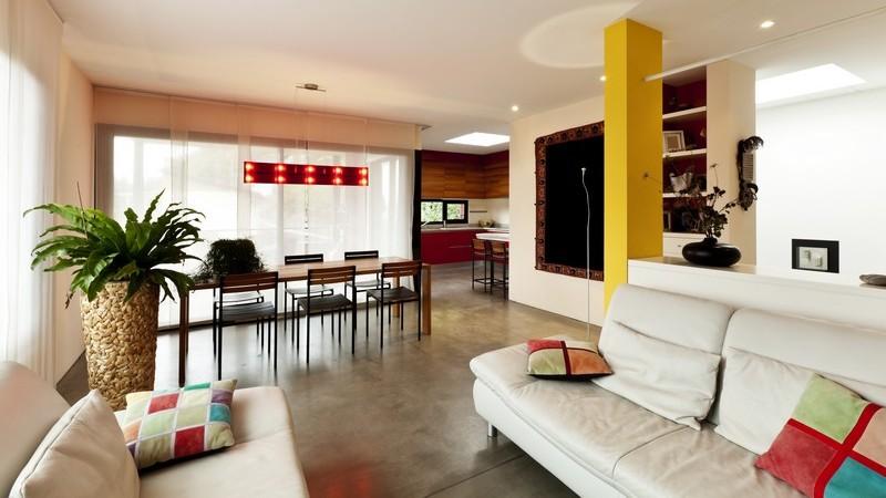 Parávany jako dekorace moderních bytů, zdroj: shutterstock.com