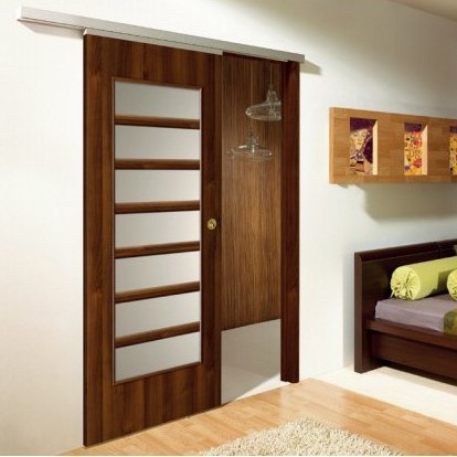 Posuvné dveře v interiéru, zdroj: modos.sk