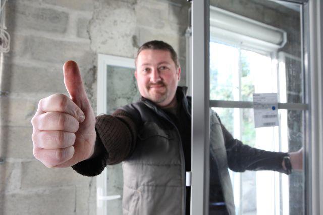 kvalitní plastová okna či dveře