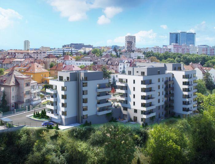 Nové byty Praha Michle