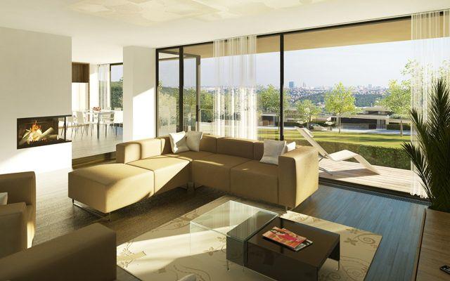 Luxusní vily