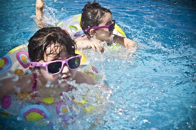 bazény akce