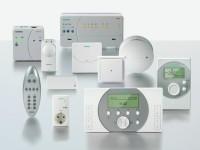 Prvky systému Siemens Synco Living, zdroj: shutterstock.com