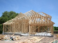 S garáží je nutné počítat již při výstavbě rodinného domu, zdroj: shutterstock.com